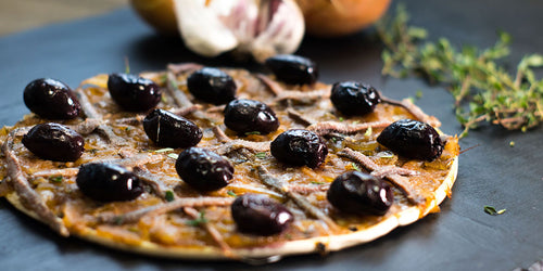 Pissaladiere - A Southern French Classic