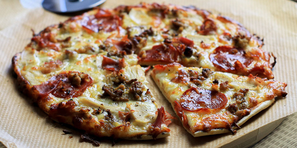 Magical Meat Feast Pizza