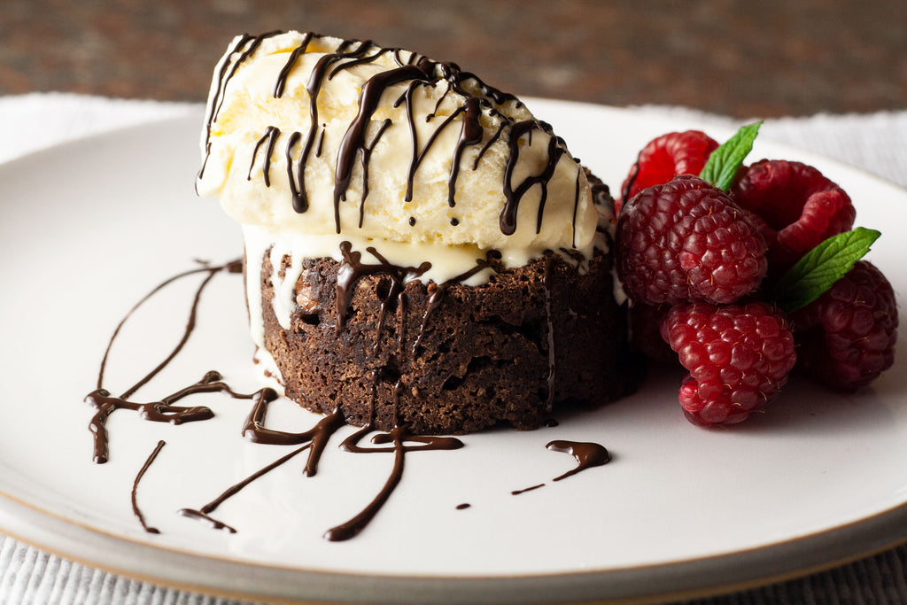 low calorie chocolate fudge cake