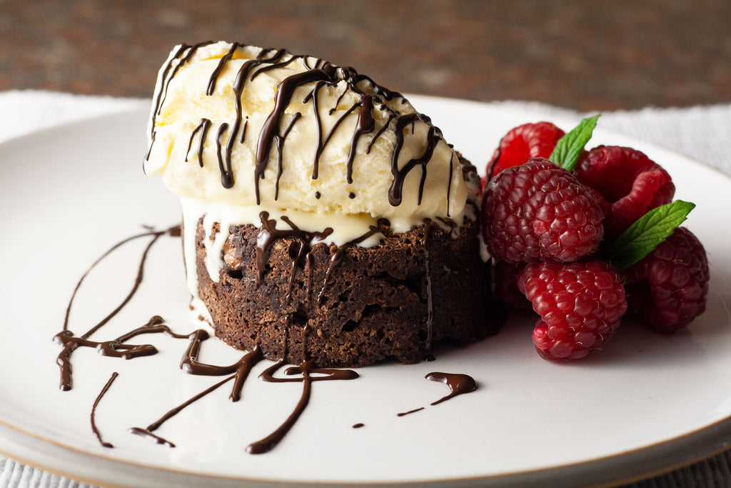 hot chocolate fudge cake