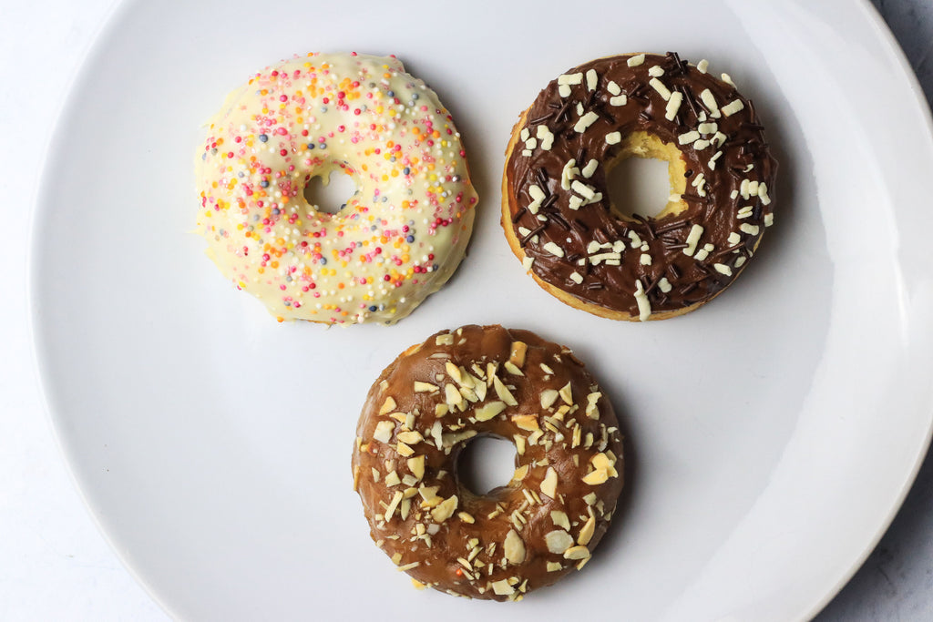 Low Carb Doughnuts