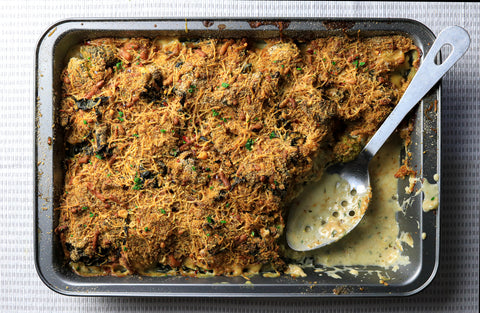 Low Carb Vegetable Gratin