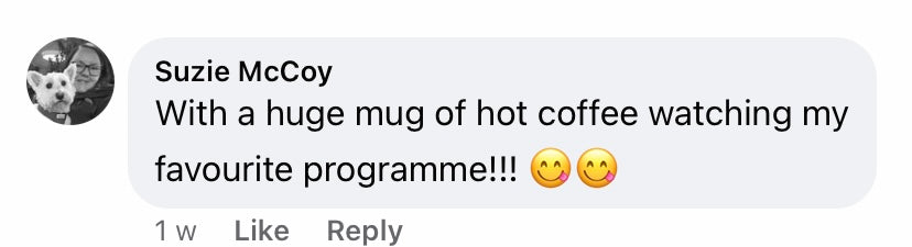 Facebook Comment Lo-Dough