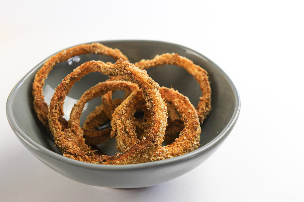 low calorie onion rings