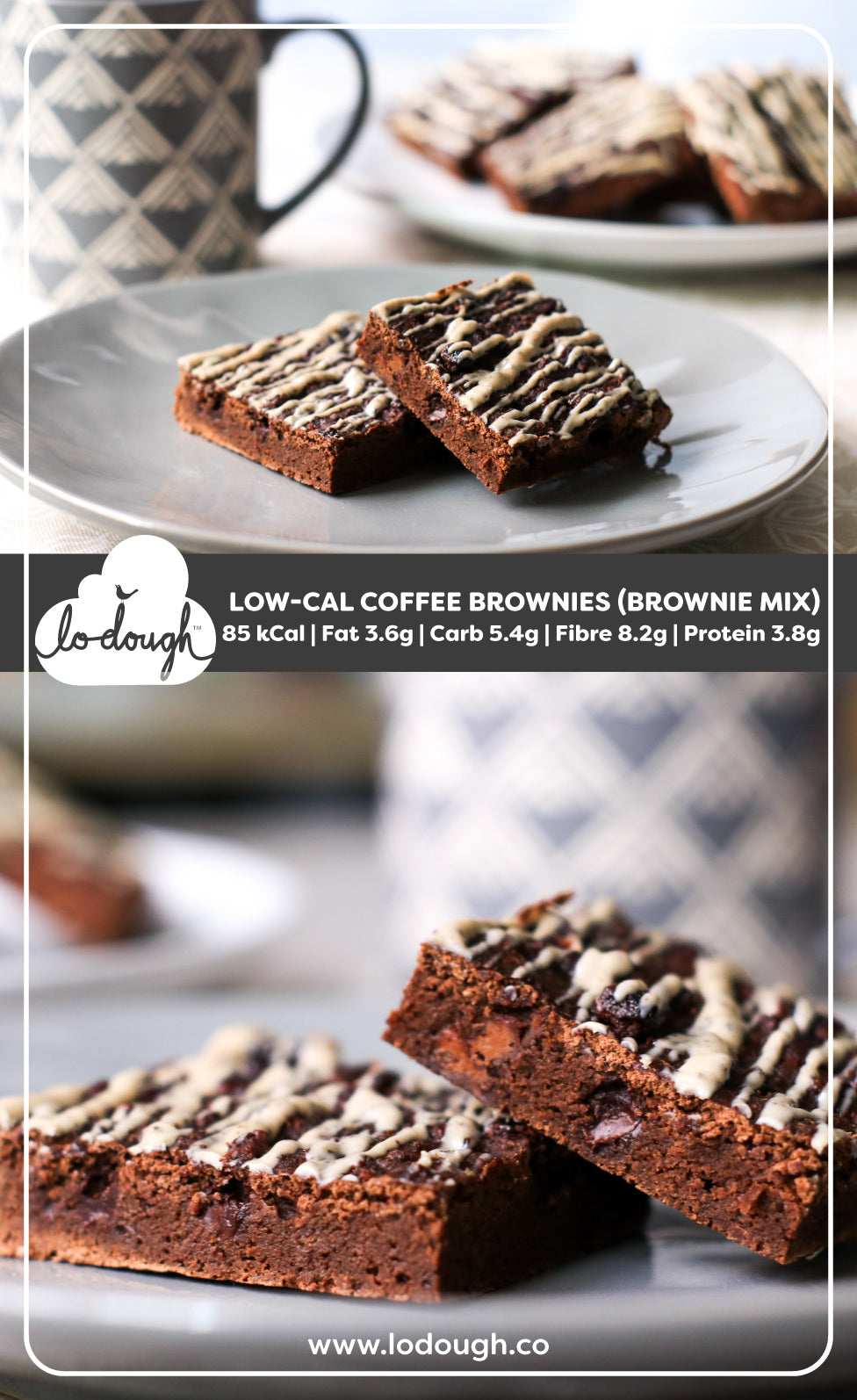 Low-Calorie Brownie