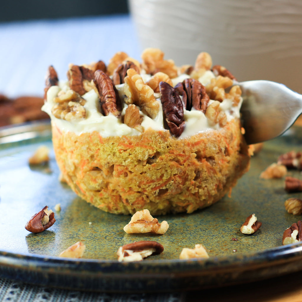 Low calorie carrot cake recipe