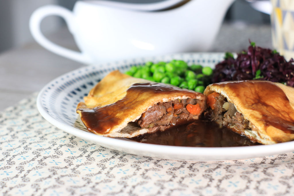 low carb steak pasty