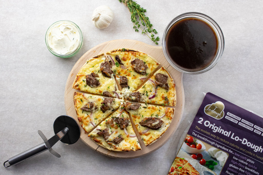 Low carb pizza