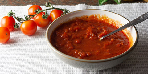 New York Style Low Sugar Pizza Sauce