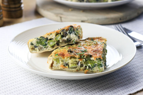 High Fibre Quiche