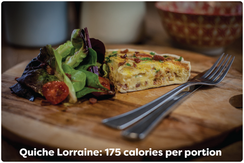 Low calorie quiche lorraine low calorie recipes lo dough lo dough enjoy hot or cold with salad or a side serving of your choice forumfinder Images