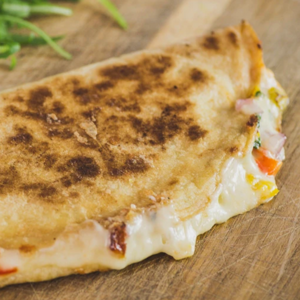 Low calorie calzone