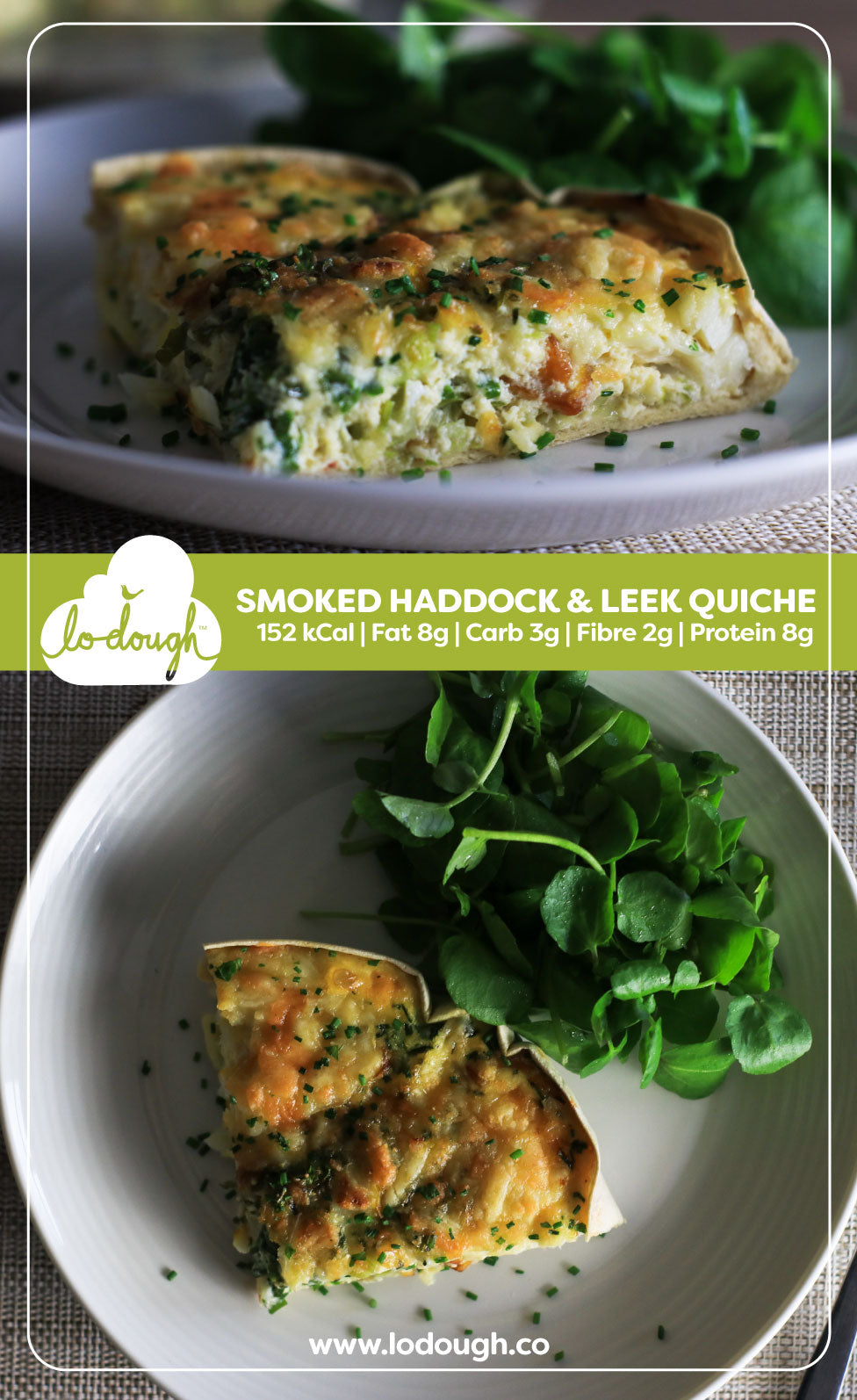 Low Cal Quiche