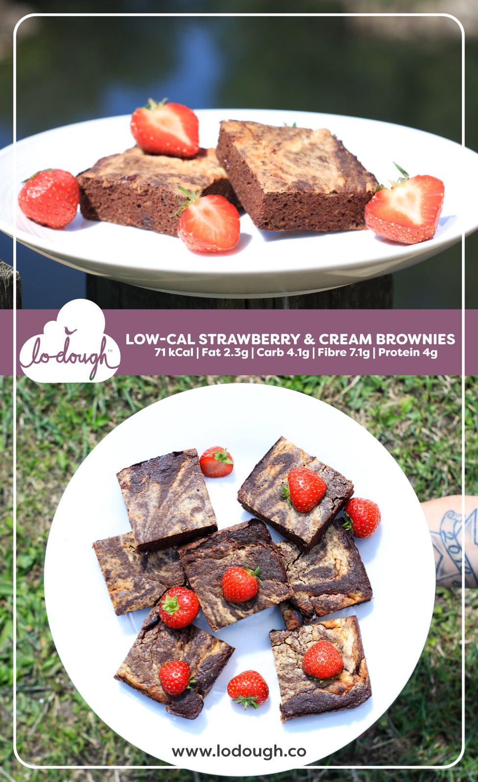 Low-Calorie Brownies