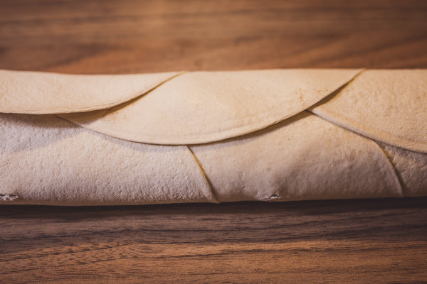 How to roll Lo-Dough Strudel