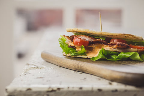 low carb blt