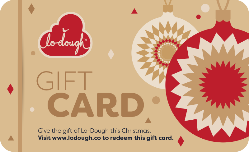Lo-Dough Gift Card