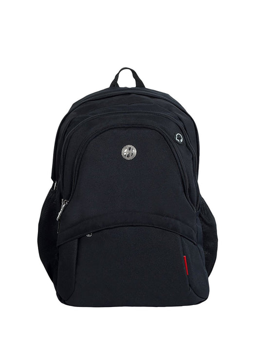 Harissons Mushroom 24L Black Laptop Backpack
