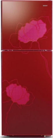 Orient - Top Mount Refrigerator 5544GD - Red