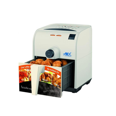 Anex - Deluxe Air Fryer - AG-2018 - White