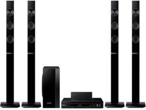 Samsung - Home Theater System HTF456 - Black