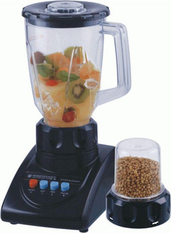 WestPoint - WF-7181 - Blender and Dry Mill - 2 in 1 - Black