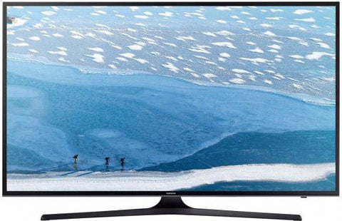 Samsung - 40 Inch 4K UHD Smart LED TV 40KU7000 - Black