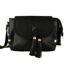 588bc0eadf0 Stylish Handbag For Women - MM-B-004 - Black
