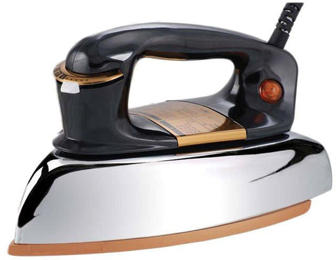 Anex - Dry Iron with Handle - AG-1080BB - Black