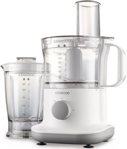 Kenwood - FPP-230 - Food Processor - 750W - White & Silver