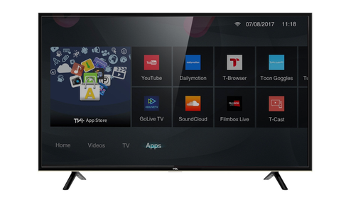 TCL - Smart DTV - 32
