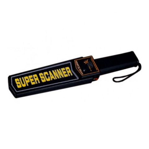 Metal Detector Super Scanner - Black