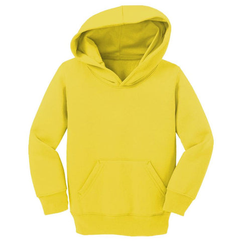Cargo Unisex Kids Pullover Hooded Sweatshirt - Multicolor