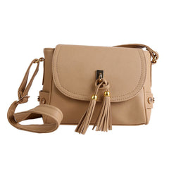 58a00f38dbf Stylish Handbag For Women - MM083 - Beige