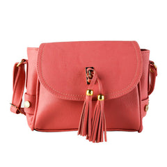 a7c12fc65f0 Stylish Handbag For Women - MM-B-006 - Pink