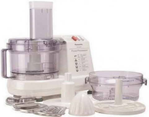 Panasonic - Food Processor MK-5086M - White