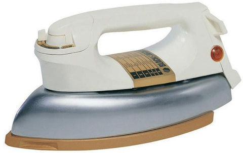Black & Decker - Heavy Weight Iron - F 500 - White