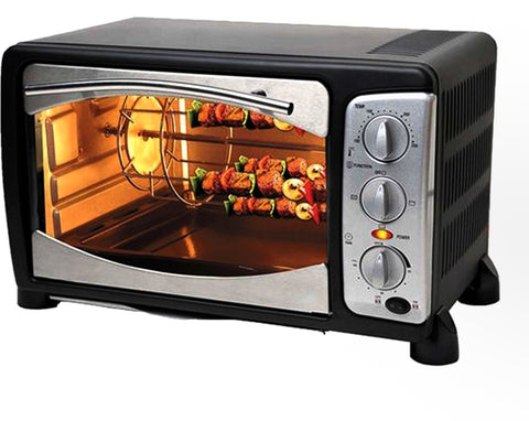 Anex - Oven Toaster - AG-1069 - Black