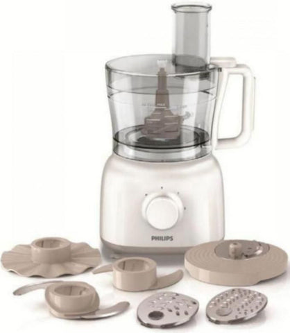 Philips - Food Processor HR7627 - White