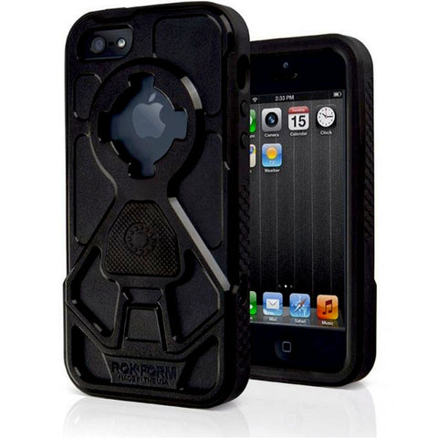 Rokform - Mountable Cover For IPhone 5/5S - Black