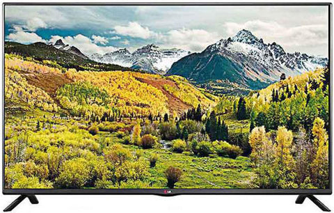LG - 32 inches HD LED TV - Black