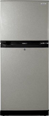 Orient - Top Mount Refrigerator 10cft 5535IP - Greyish Silver