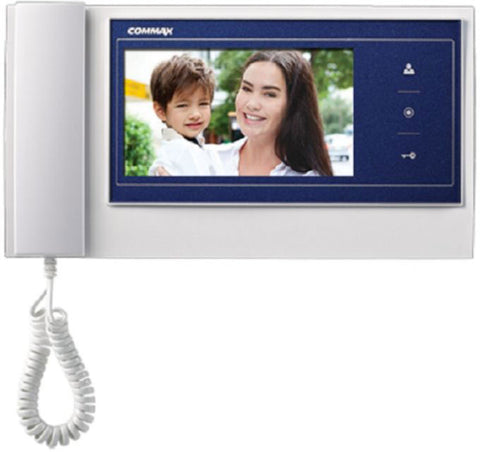 Muzammal Bros - Commax Video Door Phone - CDV-70KM - White and Silver