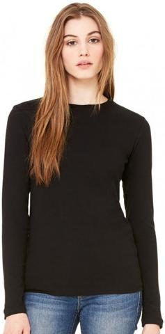 Royal Collection - Cotton T-Shirt For Women - Black