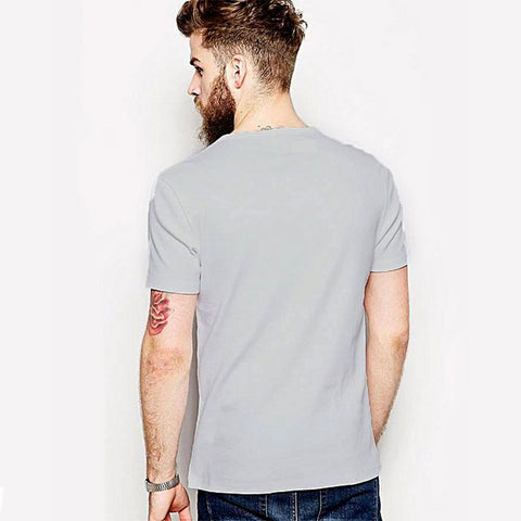 Eat Sleep Rave Repeat - Round neck T-shirt For Men - Grey