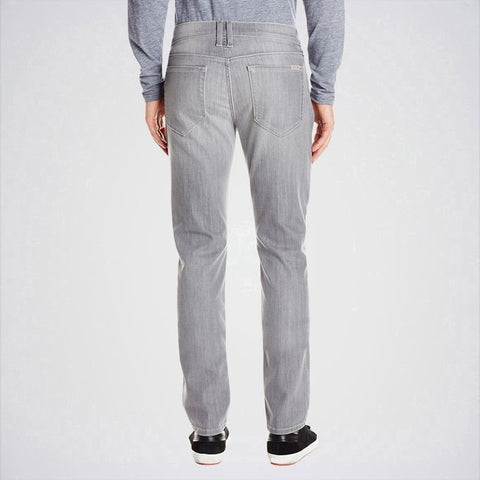 The Ajmery - Men's Slim Fit Jeans - Grey