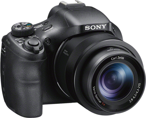 Sony - Cyber-Shot - DSC-HX400 -Black