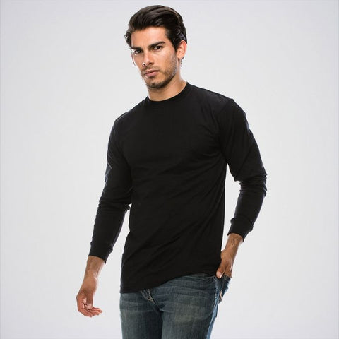 Ajmery Enterprise - Crew Neck Tshirts - P5-AJ - Pack of 5 - Multicolor