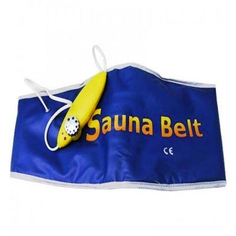 Slimming Sauna Belt - Blue