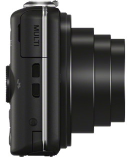 Sony - Cyber-Shot - DSC-WX220 - Black